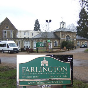 Farlington School Installation