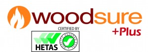 HETAS_WOODSURE Combined Logo agreed 140812
